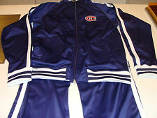 2012 Montreal Canadiens NHL Hockey Small Youth 2 Piece Track Suit Pants Mighty