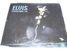 elvis - suspicious minds live ( 3 tr. maxi single 2001