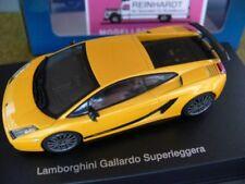 1/43 AUTOart Lamborghini Gallardo Superleggera gelbmetallic 54614