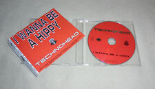 Single CD Technohead - I wanna be a hippy 5.Tracks 1995 171
