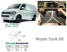 Waste Water Tank Kit for Volkswagen T5 & T6 Camper Conversions VW