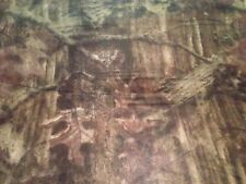 Mossy Oak Infinity Camouflage Bug Mesh Fabric by the Yard - NCAMO304