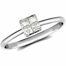 Engagement Solitaire SI1 Fine Diamond Rings