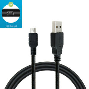 Mini USB Charging Cable for Cygolite Streak 450 Bicycle Light Power Cord Lead
