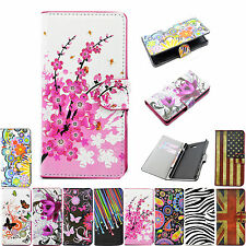 Stand Phone Leather Holster Wallet Cover Case For Sony Xperia E1 Z Z2 Z1 Compact