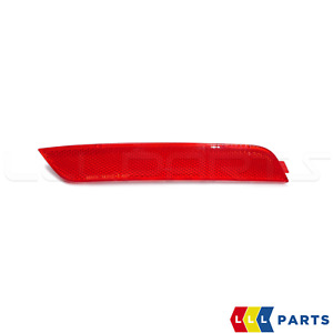 NEW GENUINE SEAT IBIZA ESTATE 12-16 REAR BUMPER LEFT N/S REFLECTOR 6J8945105A
