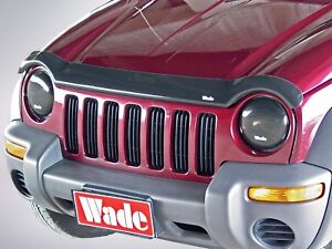 Bug Shield for a 2002 - 2007 Jeep Liberty