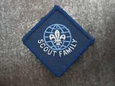 Scout Family Award Cloth Patch Badge Boy Scouts Scouting (L22S)