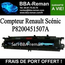 Réparation - Compteur Renault Scénic P8200451507A