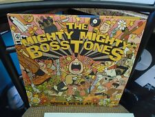 The Mighty Mighty Bosstones While We're At 2x LP NEW ORANGE Splatter + MP3's SKA
