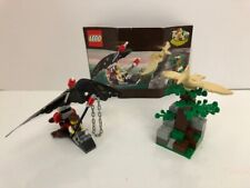 LEGO 5921 Adventurers Research Glider - 100% Complete