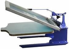 Desktop 1 Color Silk T Shirt Screen Printing Machine Diy Fabric Press Machine
