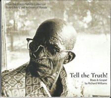 Richard Williams: Tell the Truth! (CD, Florida Folklife Collection, Blues)