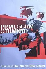 PRIMAL SCREAM POSTER XTRMNTR