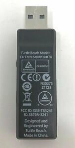 Turtle Beach Ear Force Stealth 400 TX Transmitter USB Dongle - UD