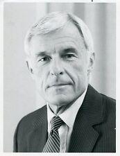 GRANT TINKER CEO OF NBC PORTRAIT ORIGINAL 1984 NBC TV PHOTO