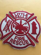 LITTLE FALLS, MINNESOTA FIRE DEPARTMENT PATCH OLD STYLE