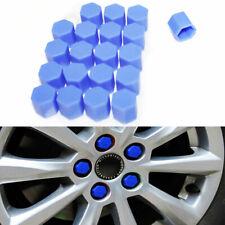 17mm Blu coperture dadi ruota con lo strumento di rimozione si adatta VOLKSWAGEN VW Scirocco