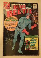 Charlton Comics Group Blue Beetle  Comic Book with the Praying Mantis Man 1965