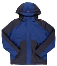 BNWT BOYS CRANE BLACK SKI SNOWBOARD JACKET AGE 9//10 YEARS COAT BLUE GREEN PADDED