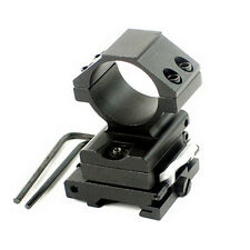 30mm Ring Barrel Flip to Side QD Scope Mount 20mm for AP ET Magnifier Hunting JP