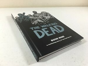 The Walking Dead Book Nine Hardcover Image Comics