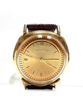 Vintage Bulova Accutron Watch, 14k Solid Yellow Gold, New Service