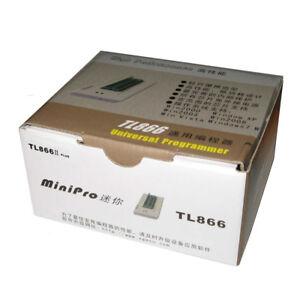 HIGH PERFORMANCE TL866II+ Mini Pro USB Universal Nand Spi Eeprom Programmer Ku