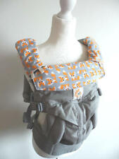 Ergo 360/ OMNI 360/360 Cool Air/ Adapt carrier Dribble Bib-Organic Foxy