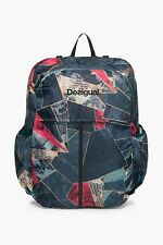 DESIGUAL Sport Rucksack *BOLS_LIGHT BAGPACK DENIM* legion blue   HW 2017