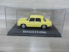 1/43 - Renault 8 1964 - gelb