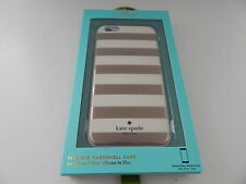 Kate Spade Flexible Hardshell Case for iPhone 6 Plus iPhone 6s Plus Rose Gold