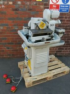 Abwood 3 Station Diamond Wheel Grinder Lapping Machine 3 Phase Includes VAT