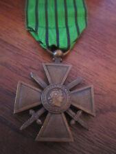 belle CROIX DE GUERRE 1914 1918