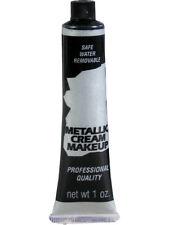 Metallic Silver Metal Costume Make-up Face Body Paint