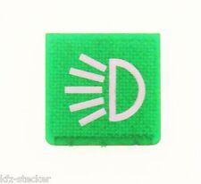 Schalter Symbol Licht Abblendlicht Scheinwerfer Symbolscheibe Hella ENG