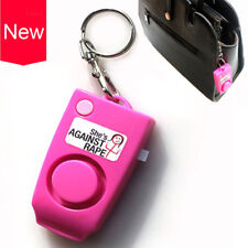 Anti-rape Device Alarm Alert Attack Panic Keychain Safety Personal Security HOT