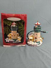 Hallmark Keepsake Light House Greetings 1999 Magic Collector's Series