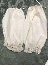 Rev War 1700s 1800s Civil War Wolrd War 1  Under Sleeves Cotton
