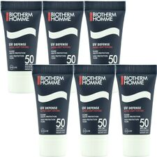 Biotherm Homme UV Defense High Protection Fluid SPF50 Travel Size