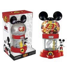 Jelly Belly Mickey Mouse Bean Dispenser Machine Collector Item Sample Bag Disney