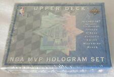Upper Deck 1993 NBA Team MVP Hologram Complete 36 Trading Card Set