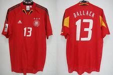 2004-2005 Germany Deutschland Jersey Shirt Trikot Michael Ballack #13 L BNWT