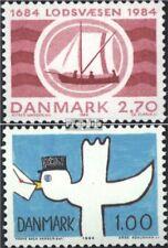 Danimarca 803,816 (completa Edizione) nuovo linguellato