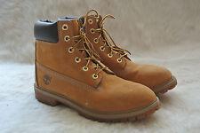 Timberland AF 6 Inch Premium Boots Wheat Nubuck Men's 6.5 M 12909 100%