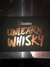 Glenfiddich Electronic Whisky Book.
