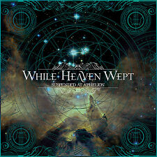 WHILE HEAVEN WEPT Suspended at aphelion CD ltd digipack