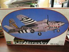 Vintage Unassembled Plastic Model Kit - B-26 Marauder