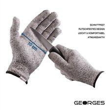 Georges Schnittschutzhandschuhe rutschfest leicht komfortabel und atmungsaktiv