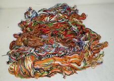 ASSORTED MULTICOLORED EMBROIDERY THREAD HOLIDAY CHRISTMAS FALL HALLOWEEN COLORS
